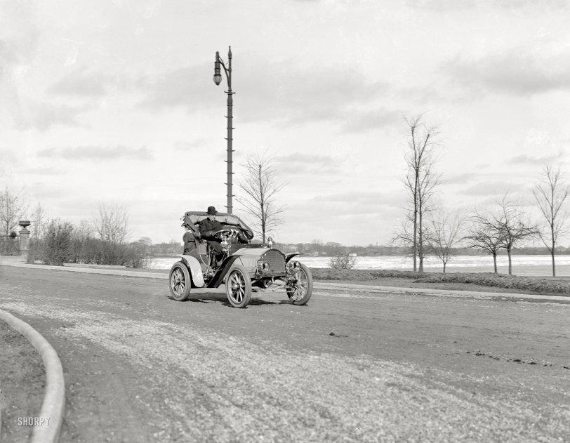 Onward: 1908