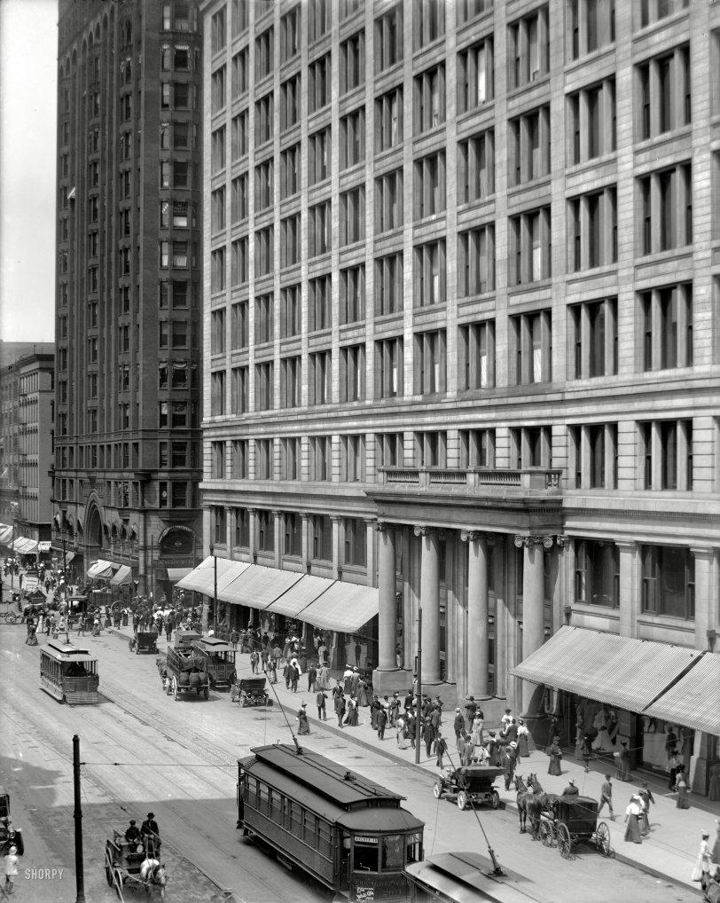 Marshall Field's: 1908