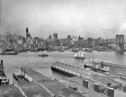 Manhattan Rising: 1907
