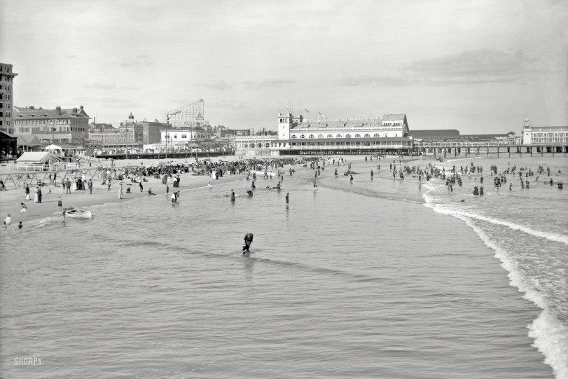The Sponsored Shore: 1910