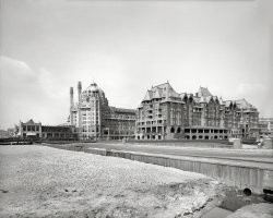 Sand Castles: 1905