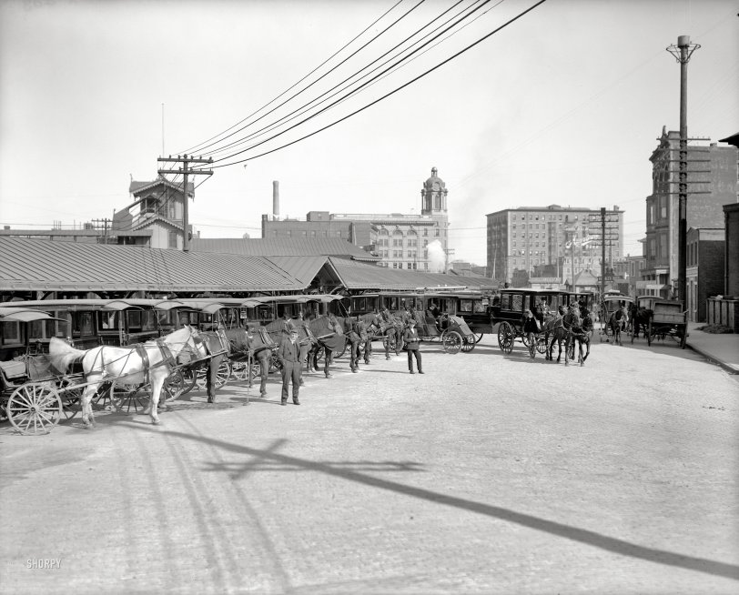 Transit Hub: 1906