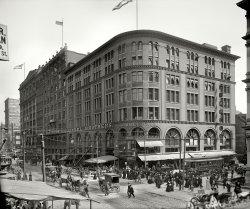 Gimbel's: 1905