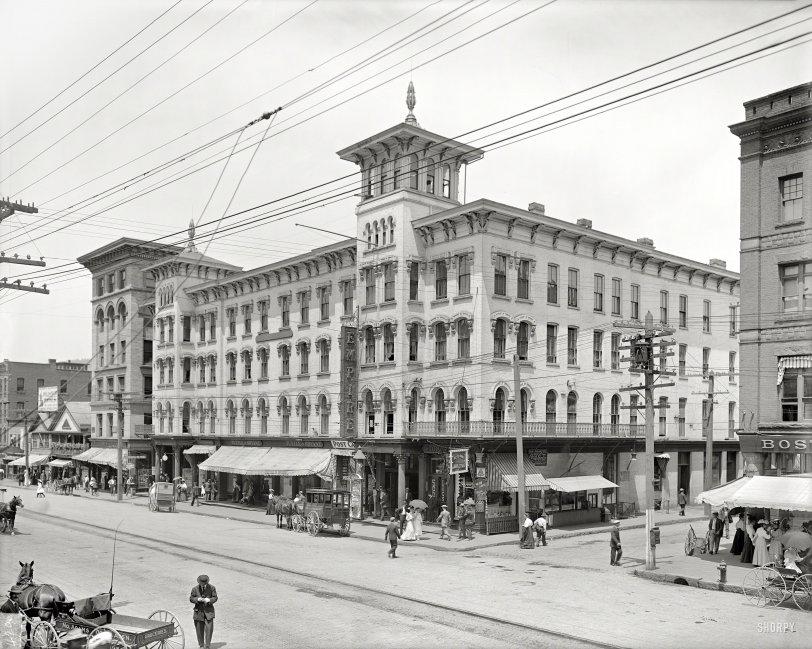 The Wilson: 1908