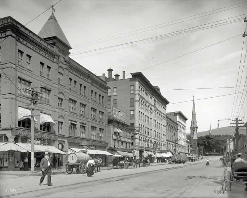 North Adams: 1907