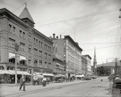 North Adams: 1908