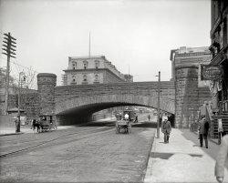 Bustling Springfield: 1908