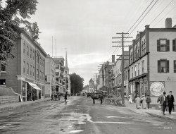 Ye Olde Gasolene Shoppe: 1908
