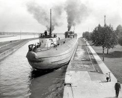 Whaleback: 1910