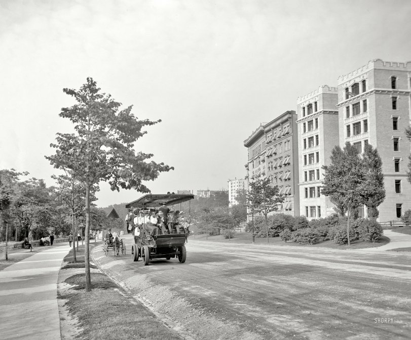 Riverside Drivers: 1908