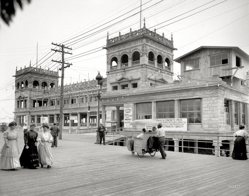 Pier Million-Dollar: 1907