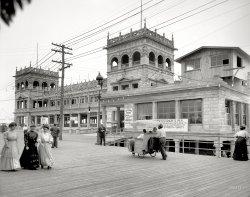 Million-Dollar Pier: 1907