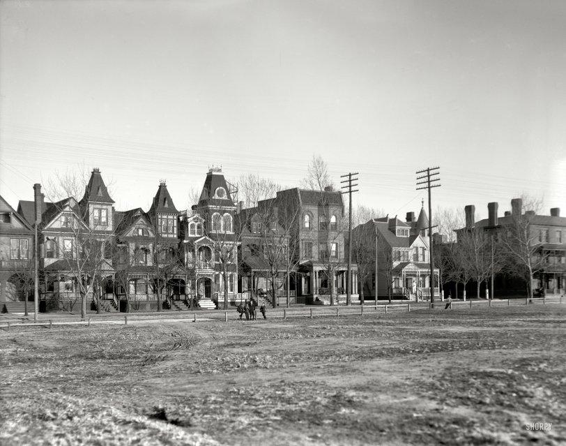West Avenue: 1905