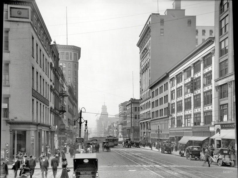 Main Street: 1907