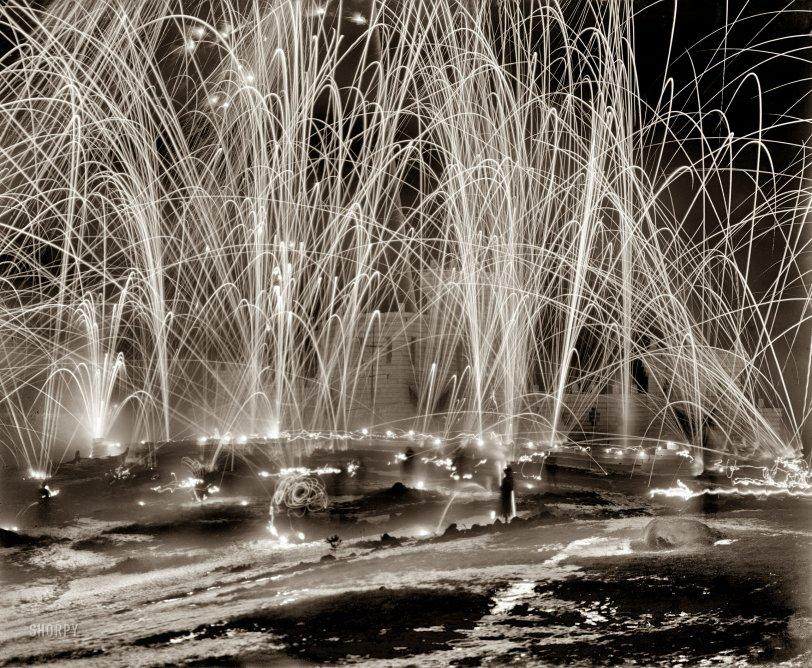 Winter Lights: 1909