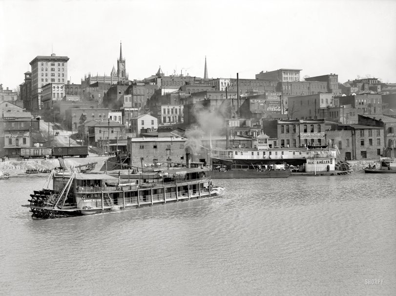 Steamboat Annie: 1909