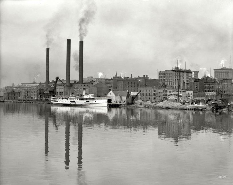 Owana at Toledo: 1912