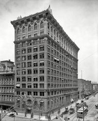 Savings & Trust: 1910