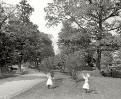 Invisiball: 1908