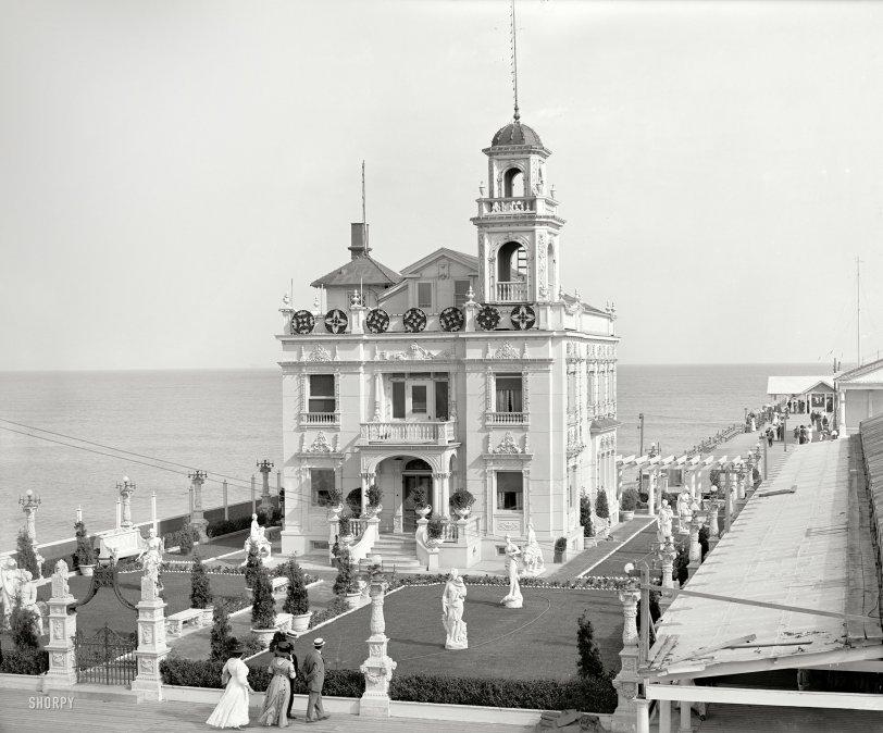 No. 1 Atlantic Ocean: 1910