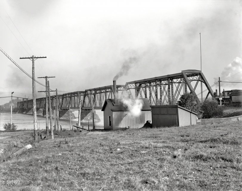 International Bridge: 1910
