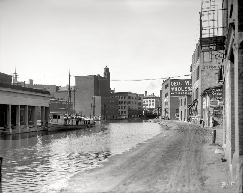 Erie Canal: 1910
