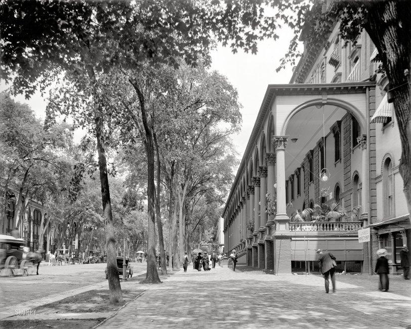 Saratoga: 1908