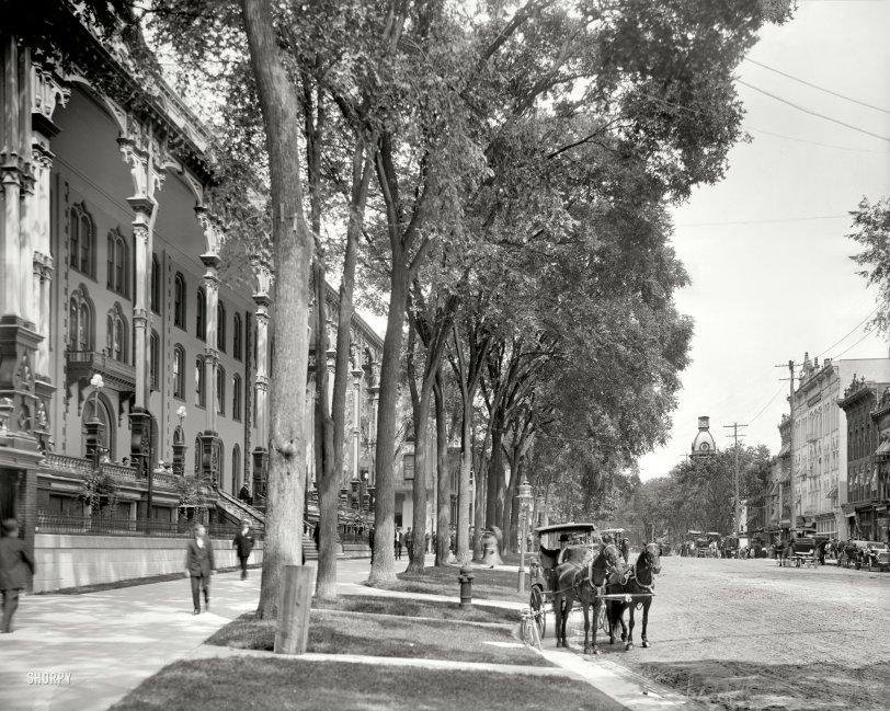 États-Unis Hôtel: 1908