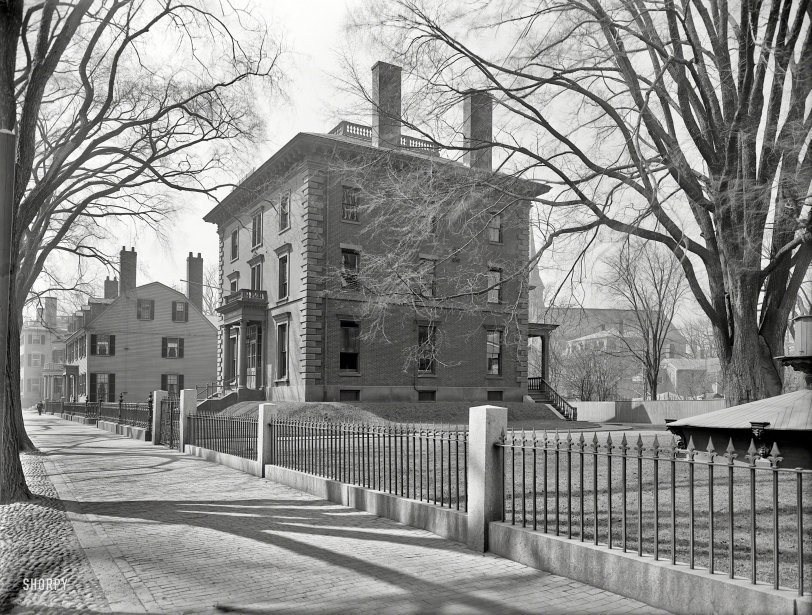 Essex Street: 1910
