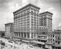 Maison Blanche: 1910