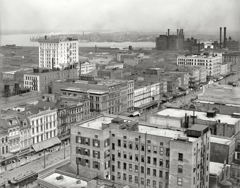 Old New Orleans: 1910