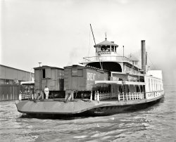 Carrier at New Orleans: 1910