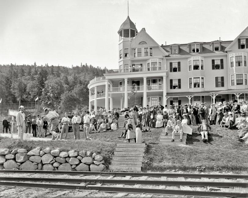 Rail Hazard: 1900