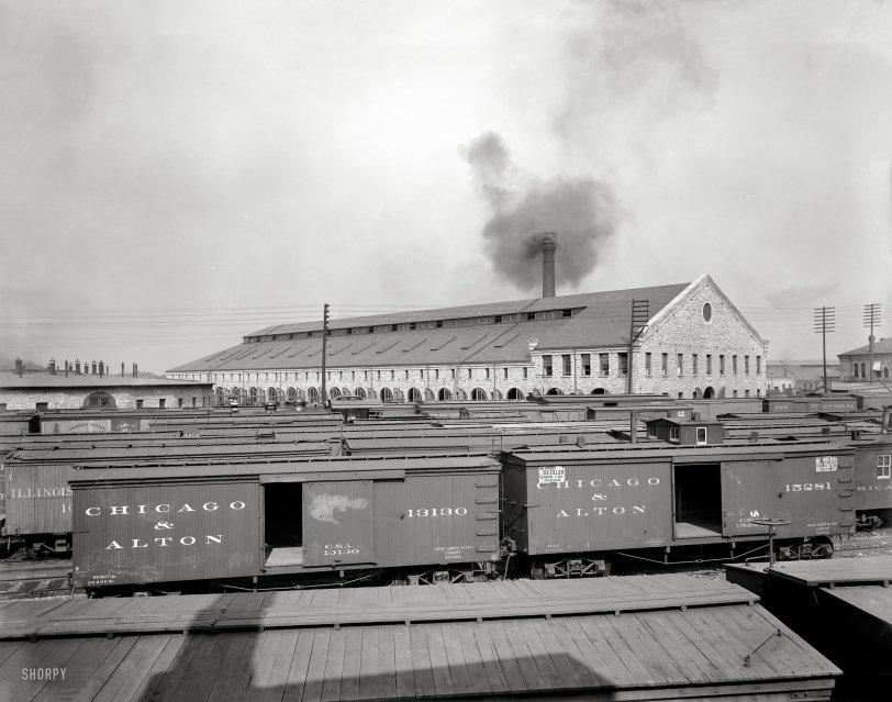 Chicago & Alton: 1904