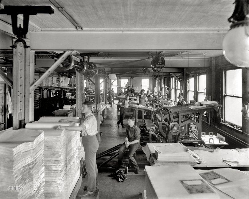 Press Men: 1901