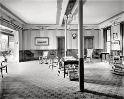 The Writing Room: 1905