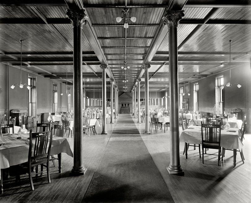 Chez Alma: 1905