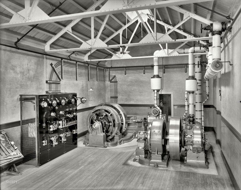 Dynamo Room: 1904