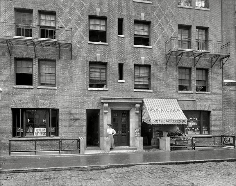 Fine Groceries: 1905