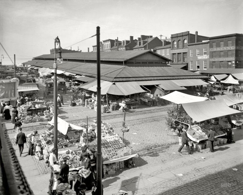 Market Day: 1905