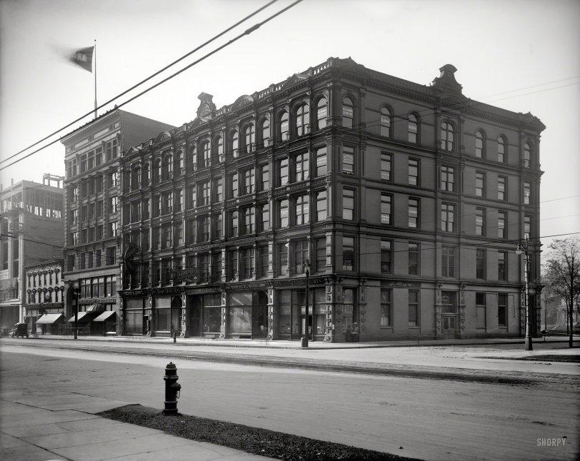 Open Wide: 1908
