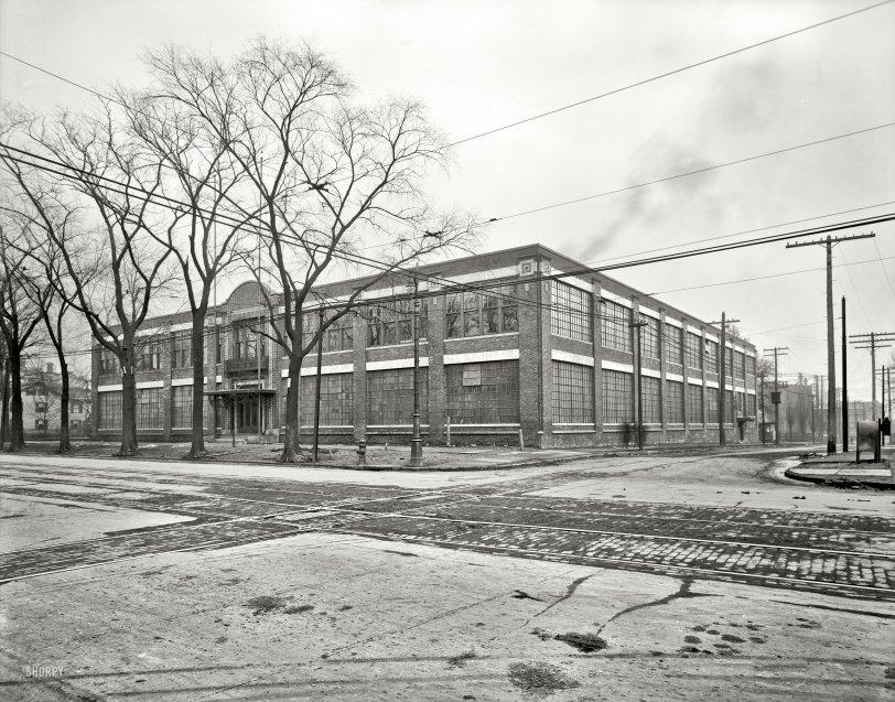 Factory Air: 1912