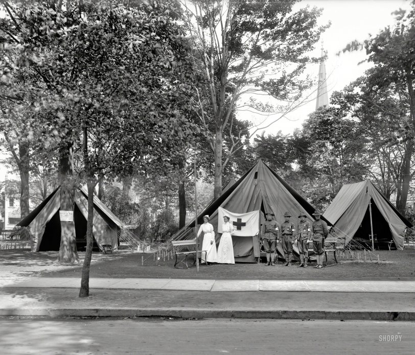 Shady Rest: 1914