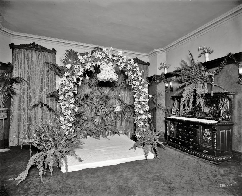 The Wedding Bower: 1905