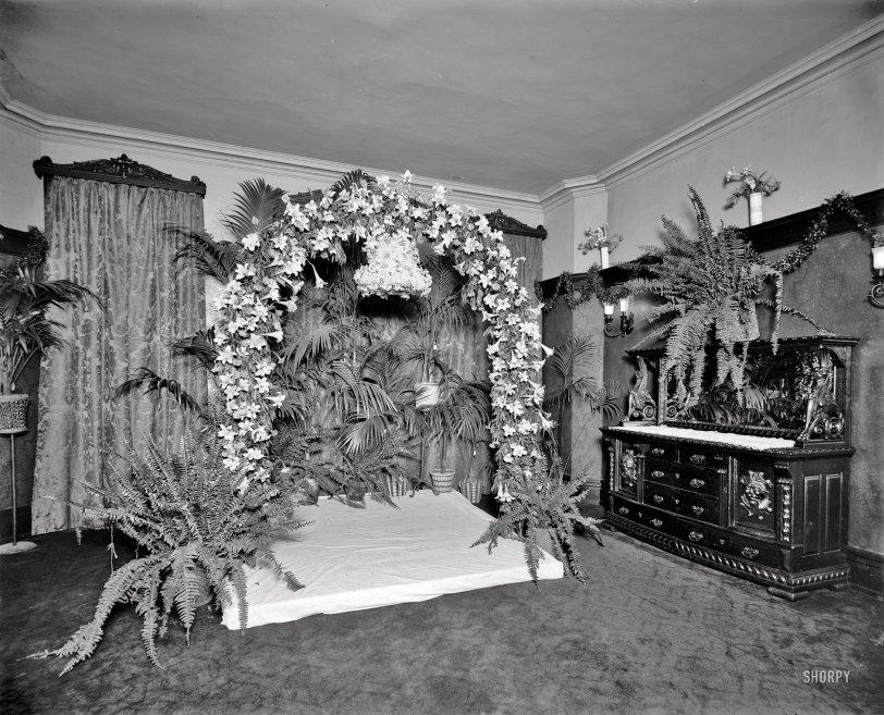 The Wedding Bower: 1905