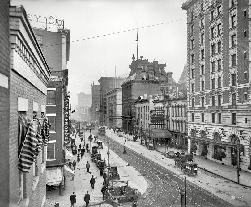 Main Street: 1908