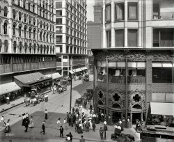 Madison and State: 1907