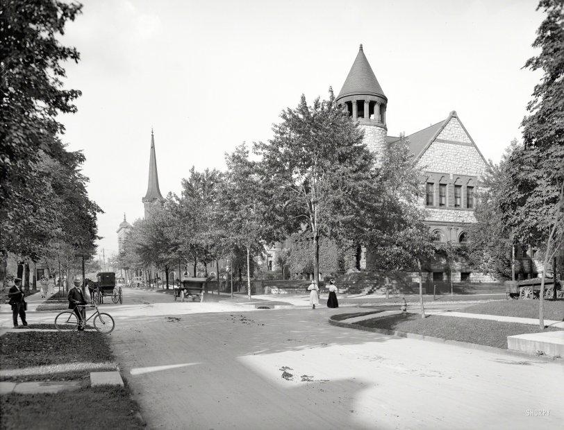 Scenic Saginaw: 1908