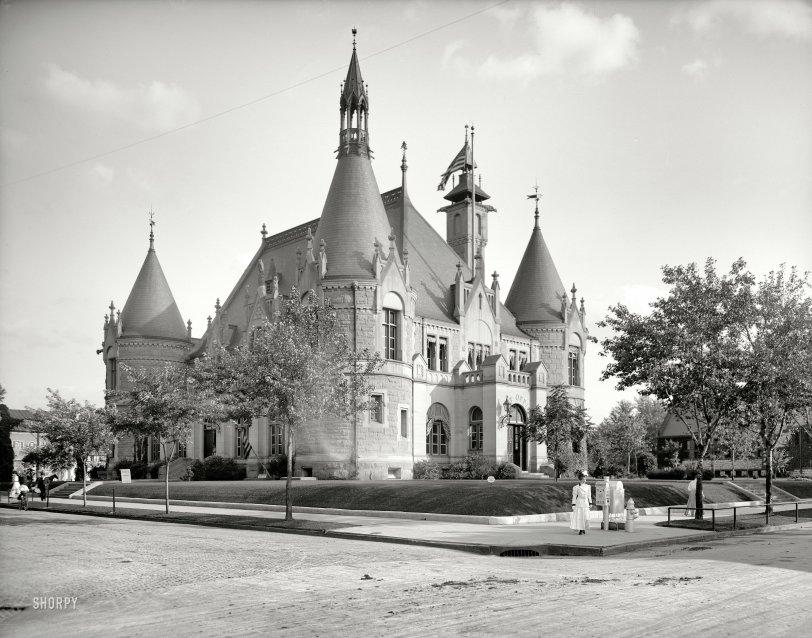 Postal Kingdom: 1905