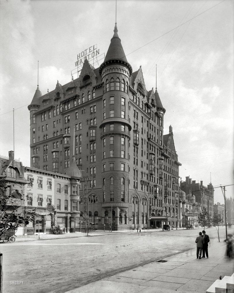 Hotel Walton: 1908
